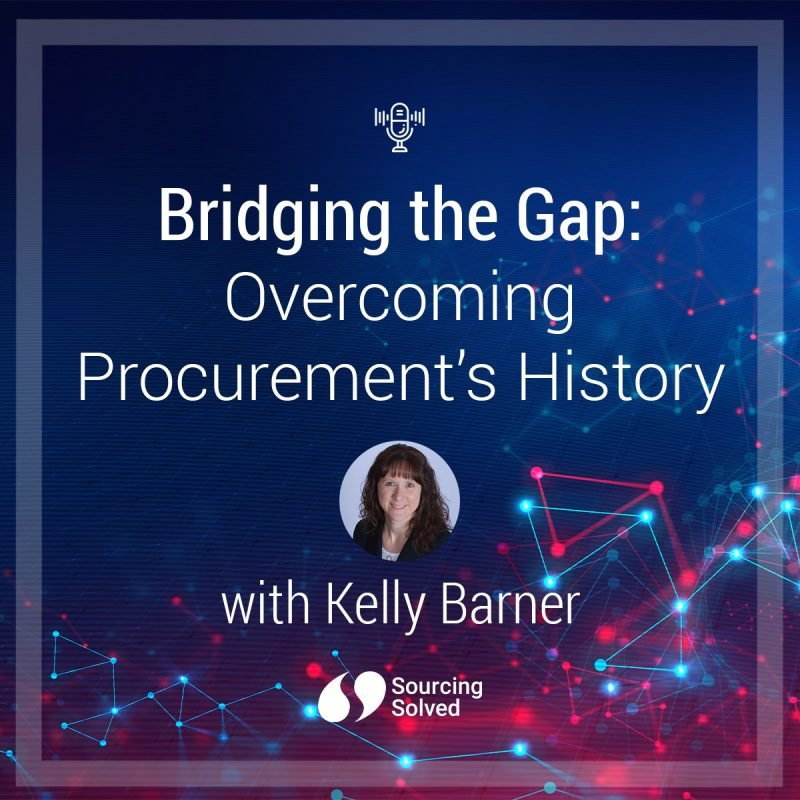 Bridging the Gap: Overcoming Procurement's History