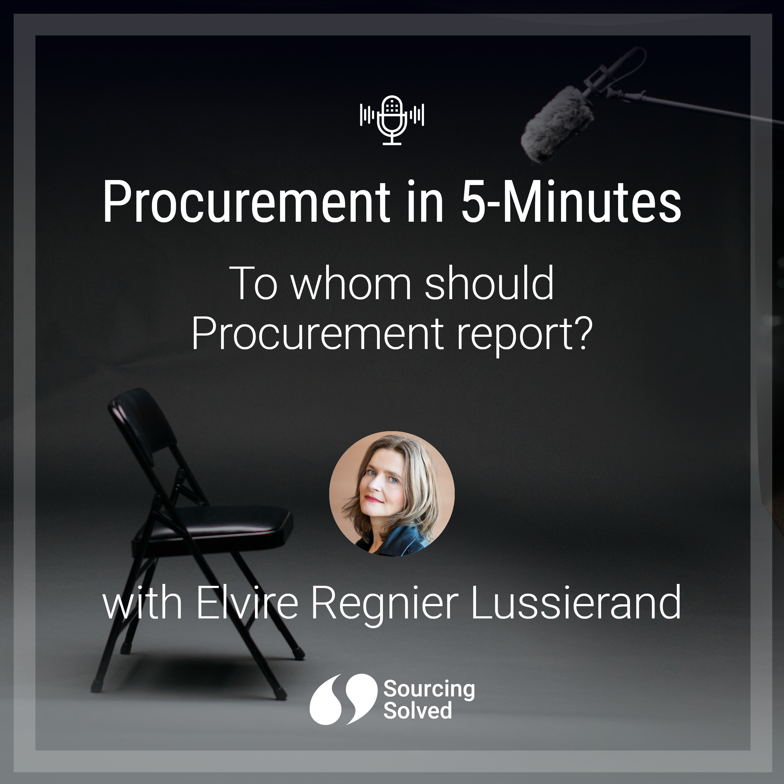 Procurement in 5-Minutes: To whom should Procurement report?