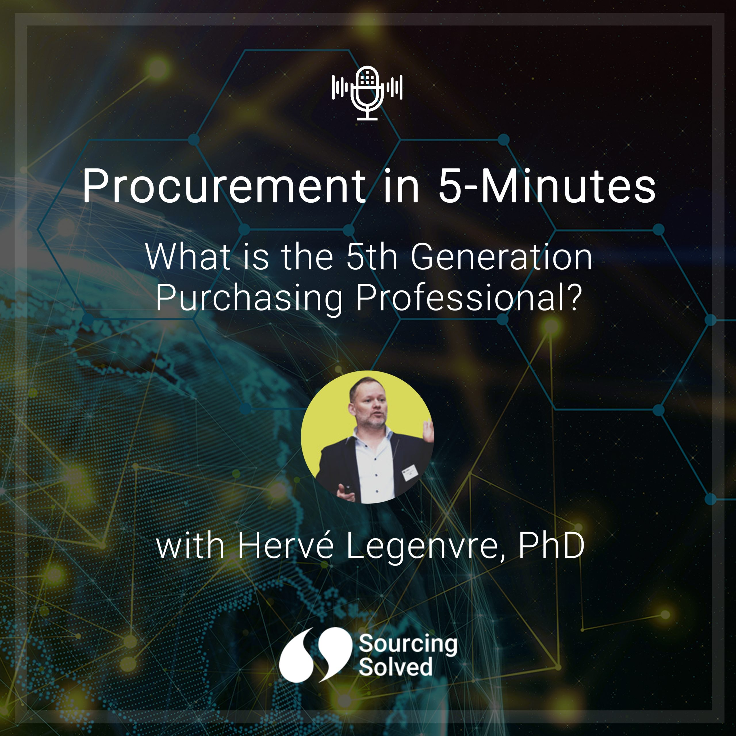 Procurement in 5-Minutes: What is the 5th Generation Purchasing Professional?