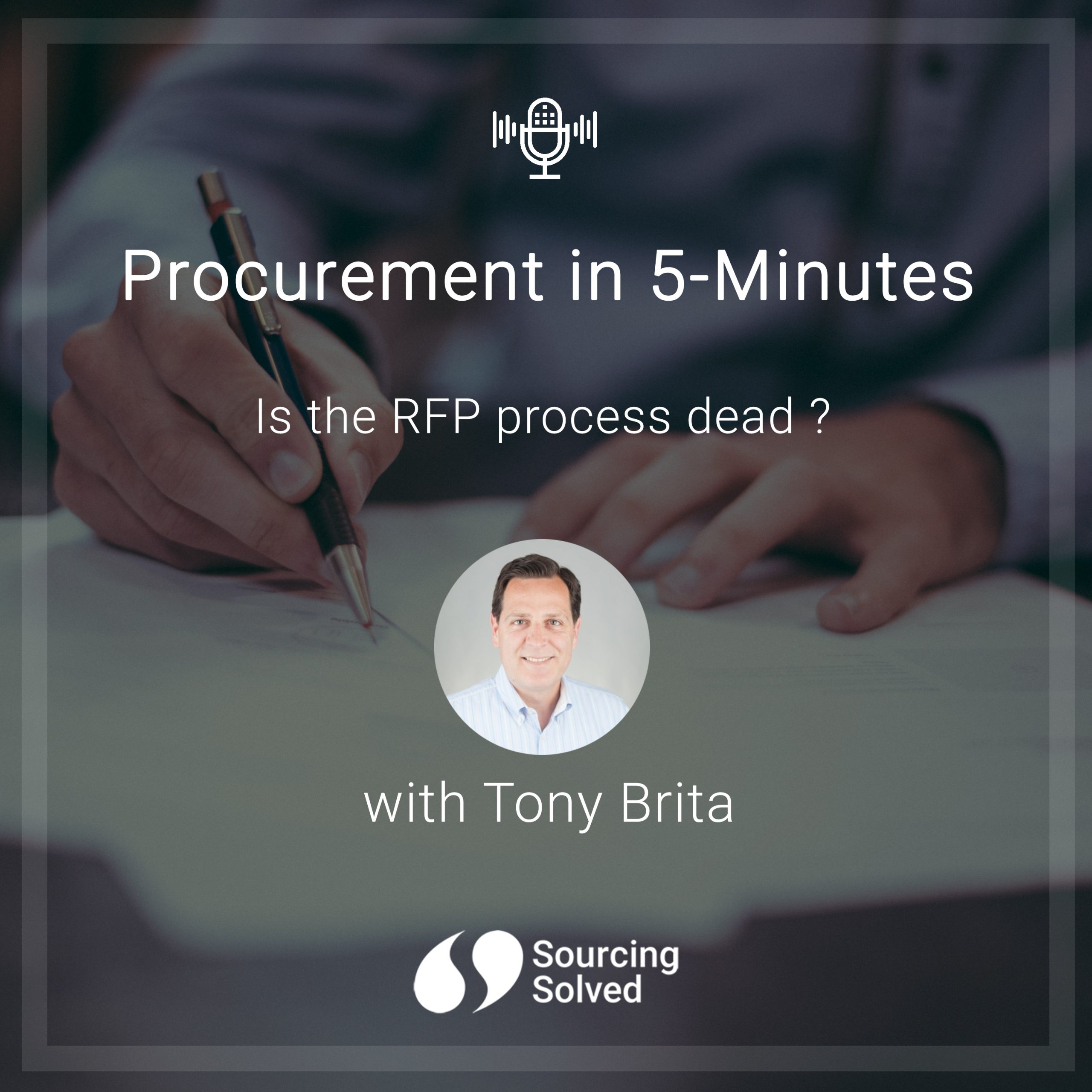 Procurement in 5-Minutes: Is the RFP process dead?
